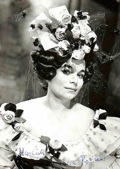 Eva-Maria Rogner Autographed Photograph  - 1960