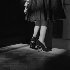 Fancy Heel (1955) - Silver Gelatin Fibre Print