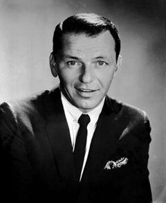 Frank Sinatra: American Actor and Singer Globe Photos Fine Art Print