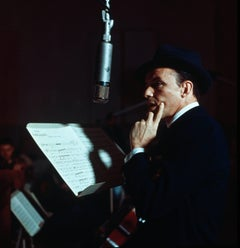 Frank Sinatra - Contemplating the Session