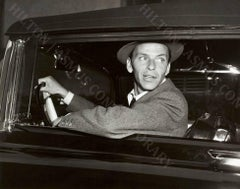 Frank Sinatra Driving Home
