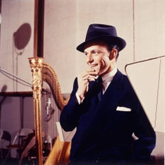 Frank Sinatra - Let me see...Anyone here play the harp?