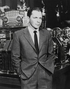 Frank Sinatra Ocean's Eleven Globe Photos Fine Art Print