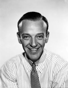 Fred Astaire Big Smile in the Studio Movie Star News Fine Art Print
