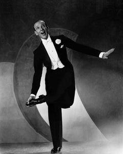 Fred Astaire Dancing in the Studio Movie Star News Fine Art Print