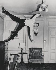 Fred Astaire: Defying Gravity Globe Photos Fine Art Print
