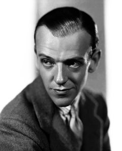 Fred Astaire: Turn Around Movie Star News Fine Art Print