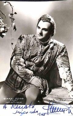 Gianni Poggi Original Photograph - 1961