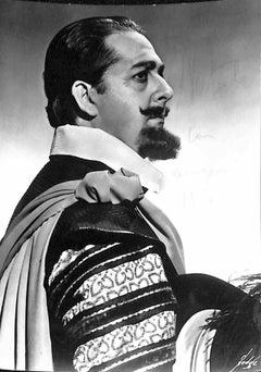 Giuseppe Valdengo Autographed Photograph - 1960s