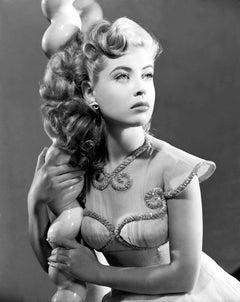 Gloria DeHaven Glamour Portrait Movie Star News Fine Art Print
