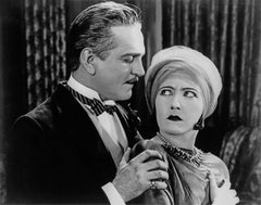 "Gloria Swanson and Tom Moore in ""Manhandled"" Fine Art Print"