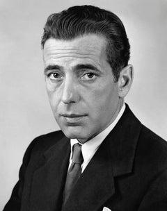 Humphrey Bogart Awesome Studio Portrait Globe Photos Fine Art Print