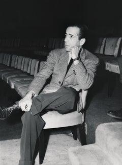 Humphrey Bogart Candid Fine Art Print