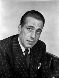 Humphrey Bogart Looking Up II Movie Star News Fine Art Print
