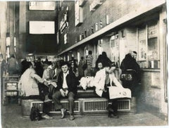 In the Station - Vintage Photograph - 1960s