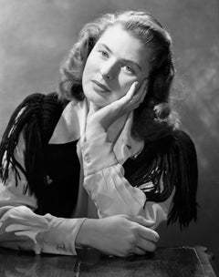 Ingrid Bergman Deep in Thought Movie Star News Fine Art Print