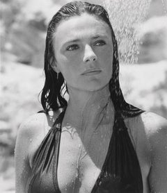 Jacqueline Bisset Sexy in the Water Fine Art Print