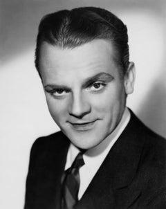 James Cagney Expressive Portrait Globe Photos Fine Art Print