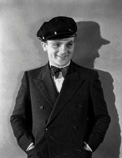 James Cagney Smiling in Hat Movie Star News Fine Art Print