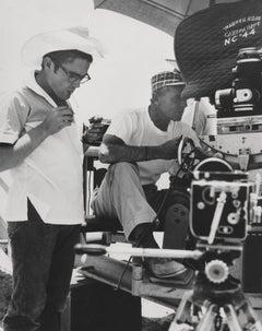 James Dean Behind the Camera Fine Art Print
