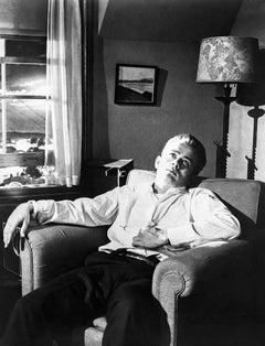 James Dean Reclining Fine Art Print