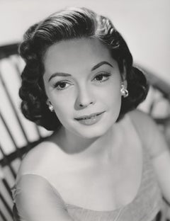 Jane Greer Glamour Portrait Globe Photos Fine Art Print