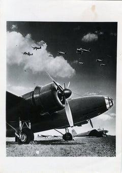 Japanese Air Force Propaganda - Vintage Photo 1939