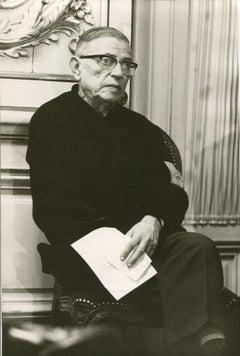 Jean-Paul Sartre 1968
