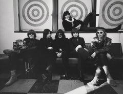 Jefferson Airplane Awesome Group Portrait Globe Photos Fine Art Print