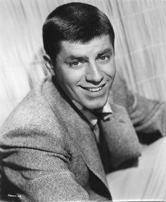 Jerry Lewis Classical Portrait Smiling Vintage Original Photograph