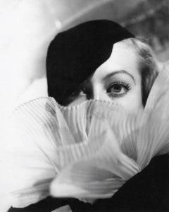 Joan Crawford (1933) Archival Pigment Print
