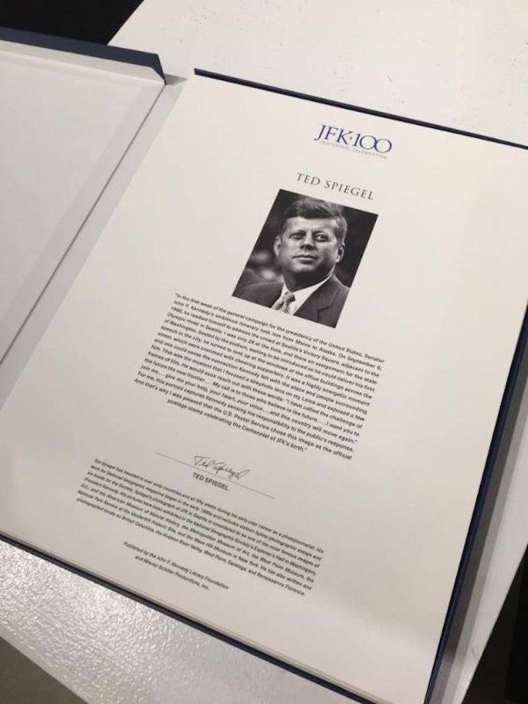 John F. Kennedy 100th Anniversary Box Set For Sale 3