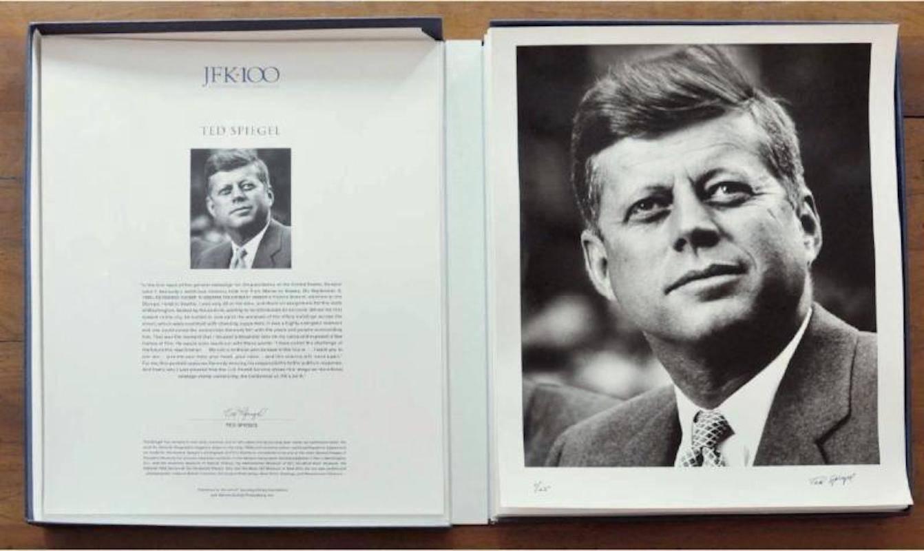 John F. Kennedy 100th Anniversary Box Set