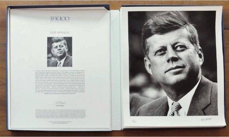 Unknown Black and White Photograph - John F. Kennedy 100th Anniversary Box Set