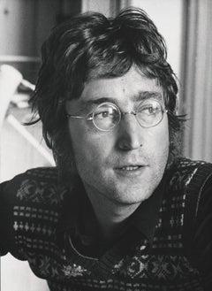 John Lennon Candid Fine Art Print