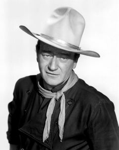 "John Wayne ""The Man Who Shot Liberty Valance"" Globe Photos Fine Art Print"