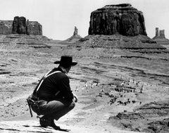 "John Wayne ""The Searchers"" Globe Photos Fine Art Print"