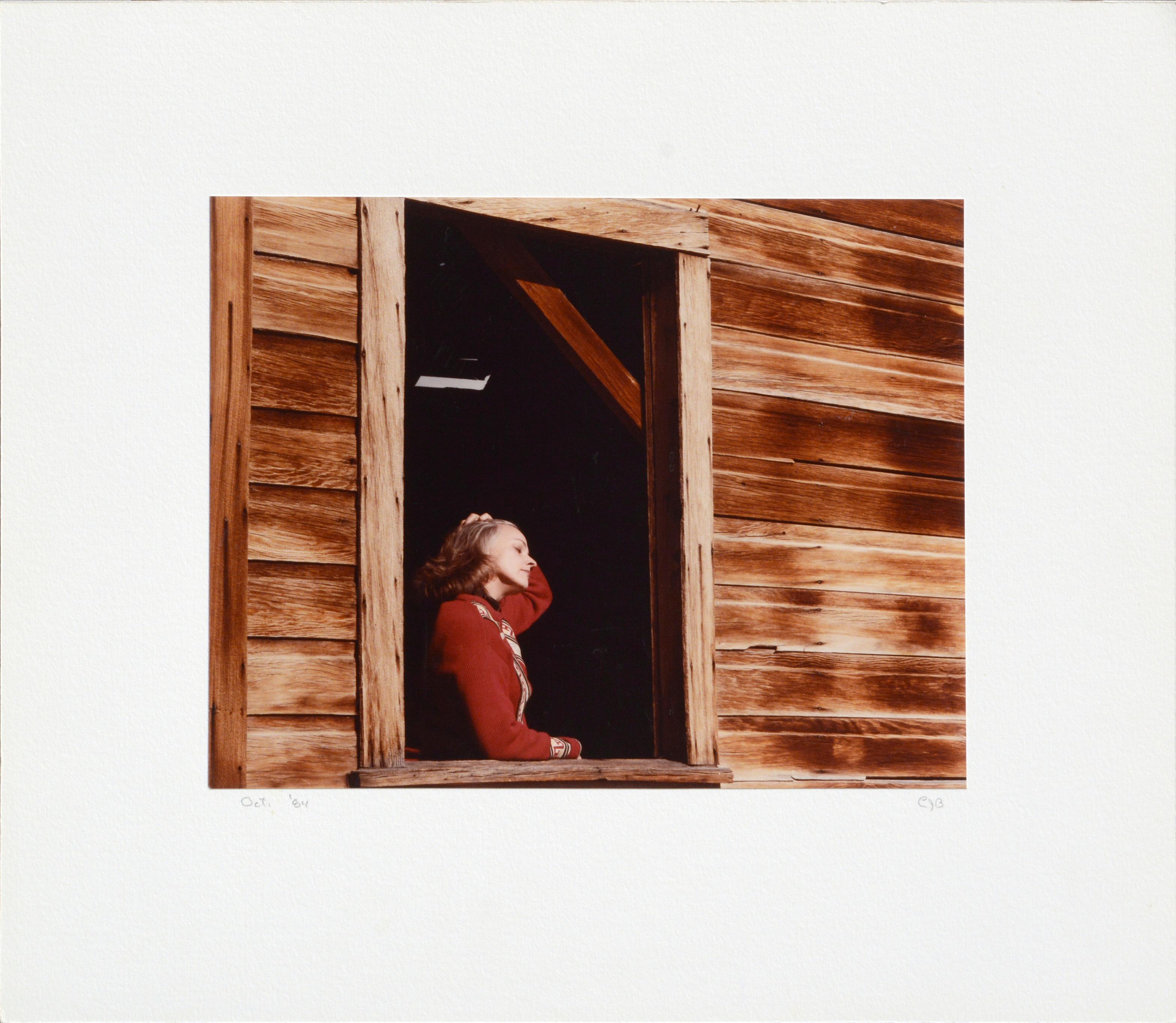 """""""Joyce"""" Bodie, California 1984"""