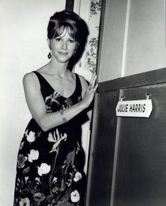Julie Harris Posed in Doorway Vintage Original Photograph