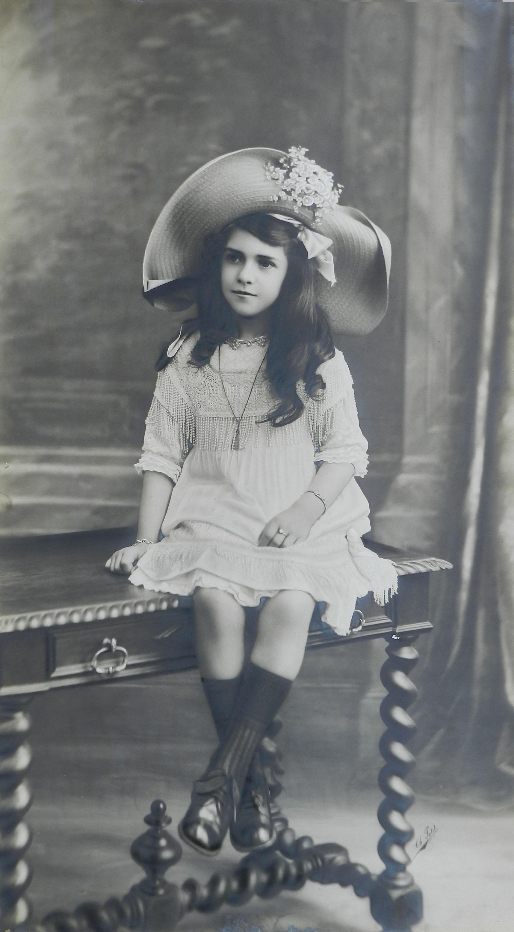 1910s Portrait Photography