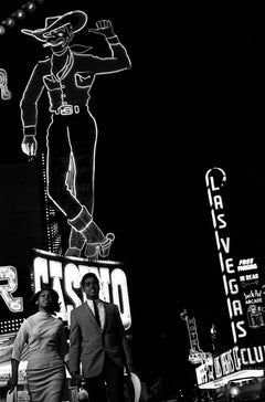 "Las Vegas Strip, ""Sin City"" at Night Fine Art Print"