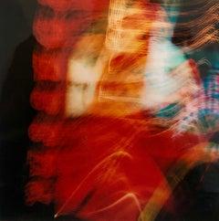 Lights in Motion Photograph Chromo Photo Kodak Professional Endura