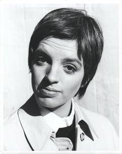 Liza Minelli Headshot Vintage Original Photograph