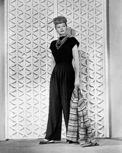 "Lucille Ball ""Lover Come Back"" Globe Photos Fine Art Print"