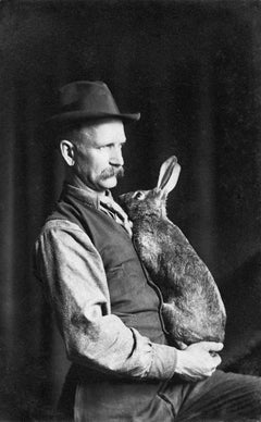 Man with Hare