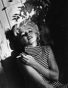 Marilyn Monroe (1954) - Silver Gelatin Fibre Print