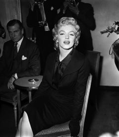 Marilyn Monroe (1956) - Silver Gelatin Fibre Print