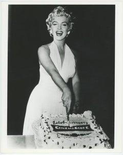 Marilyn Monroe 1st Anniversary Cinemascope