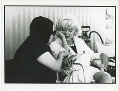 "Marilyn Monroe and Paula Strasberg ""Some Like It Hot' 1959"