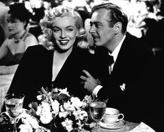 "Marilyn Monroe and Rand Brooks ""Ladies Of The Chorus"" Globe Photos FineArt Print"